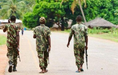 Mozambique asks for EU help to combat Islamist insurgency in the north